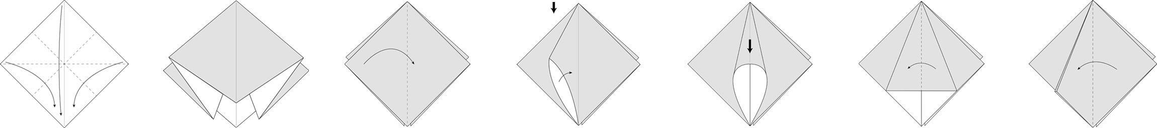 Folding Diagrams