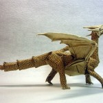 Awesome Origami Dragons