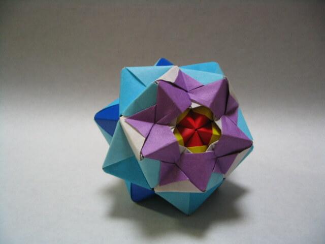 Origami Starmie