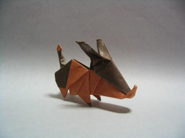 Origami Tepig
