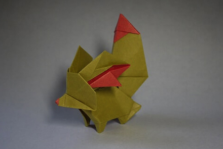 How To Make An Origami Turtle Step By Step