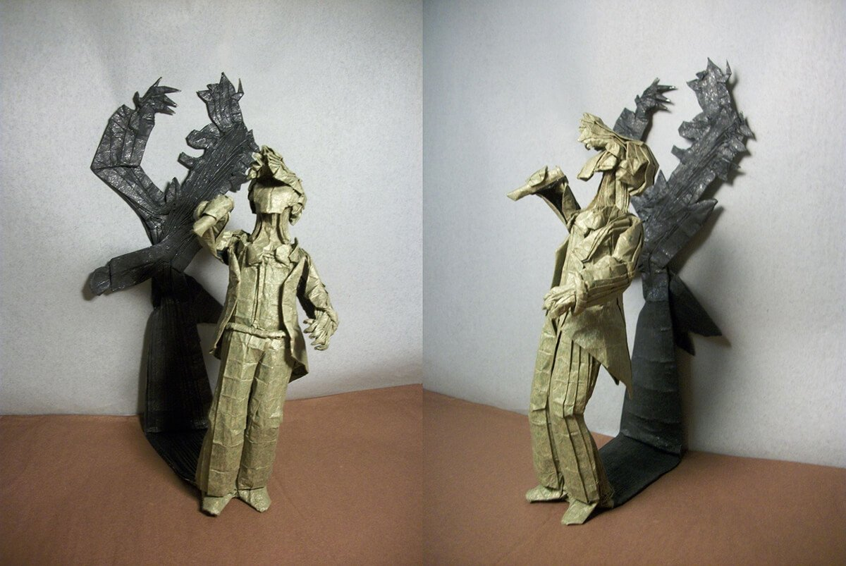 Origami Dr. Jekyll & Mr. Hyde