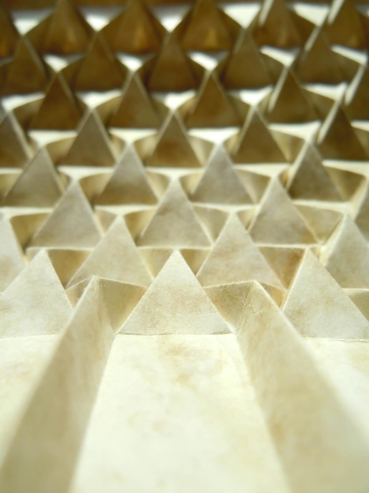 Diamond Corrugation by Robin Scholz