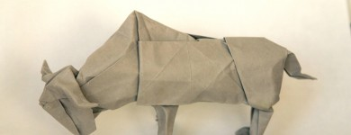 Origami Buffalo Tutorial