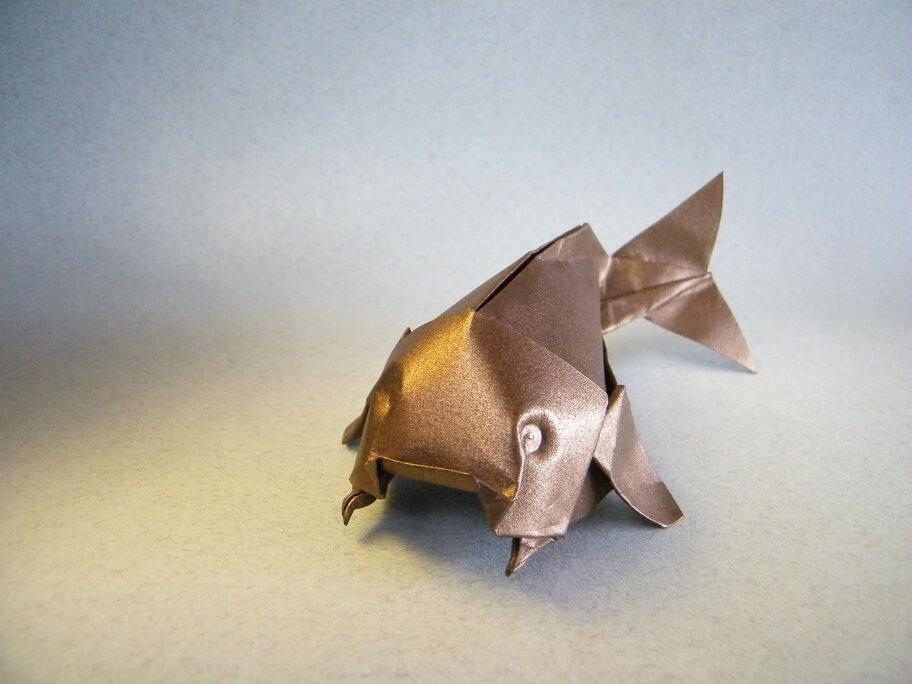 Origami Koi by Rui Roda