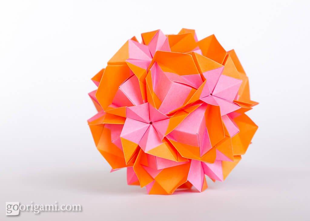 Origami Sonobe