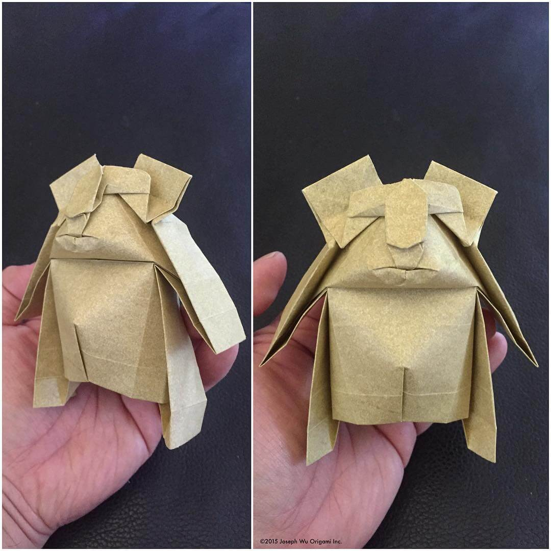 Origami Koalabot