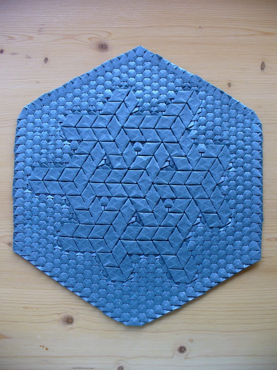 Origami Space One Tessellation