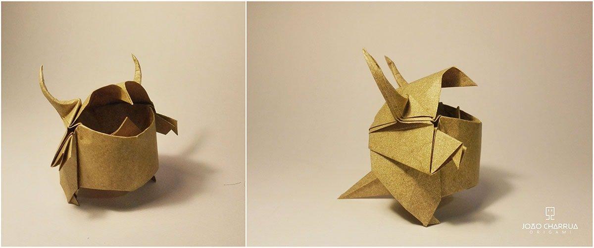 Origami Monstrito