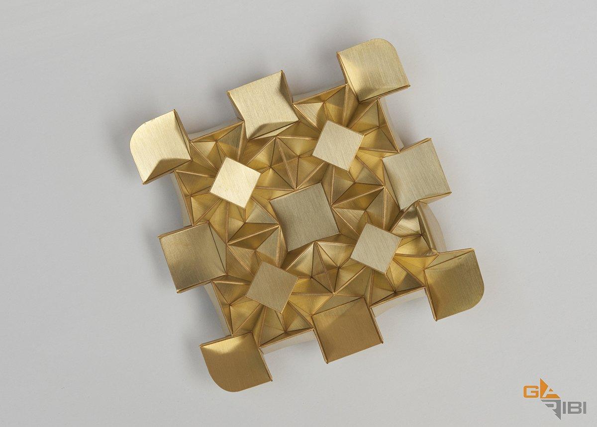 Brass Tessellation