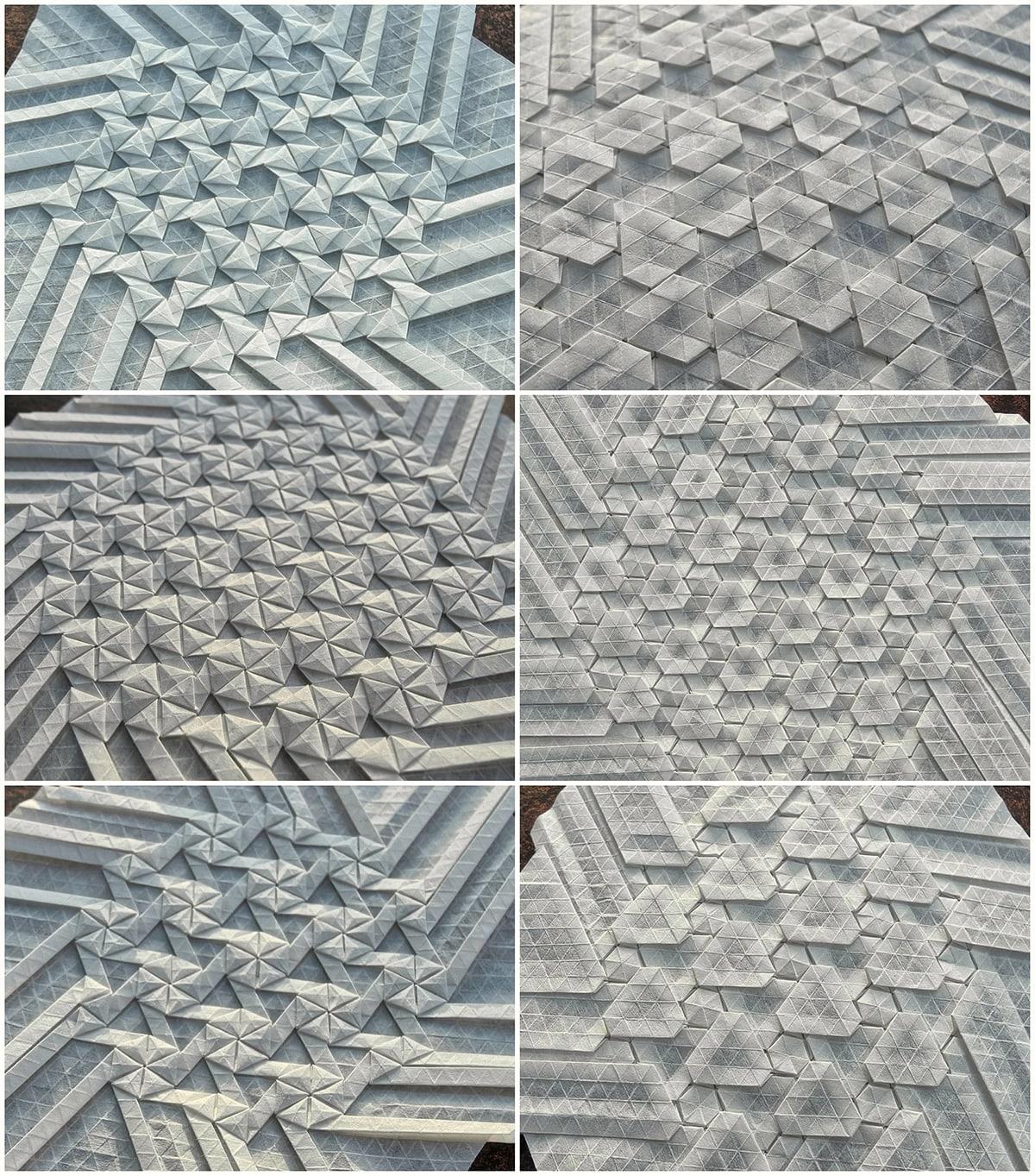Friendship Tessellations