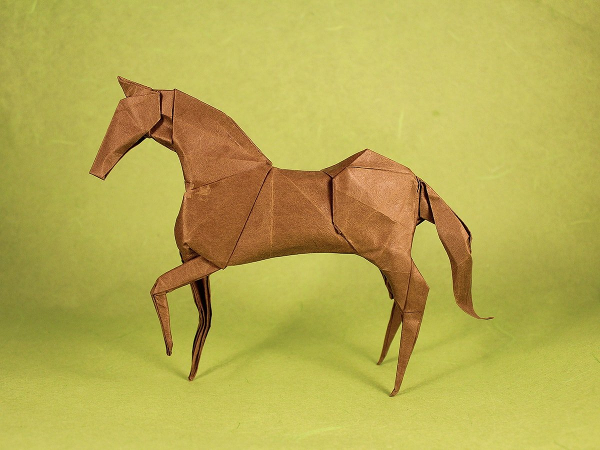 Origami Pegasus 2.0 Tutorial (Henry Phạm) - YouTube | 900x1200