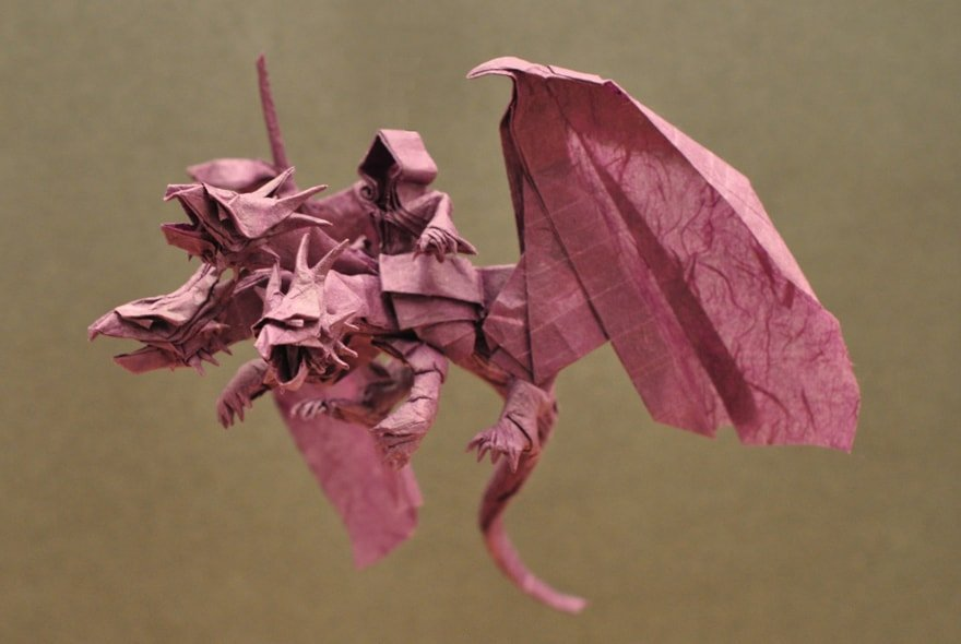 This Week In Origami Non Paper Material Edition