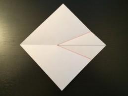 Inside Reverse Fold Step 7