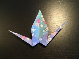 Origami Crane Step 11