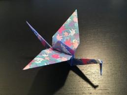Origami Crane Step 15