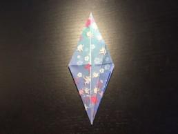 Origami Crane Step 2
