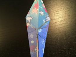 Origami Crane Step 6