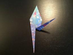Origami Crane Step 7