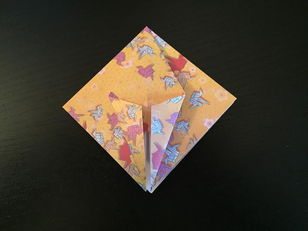 Petal Fold Variation Step 3