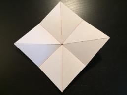 Square Base Step 14
