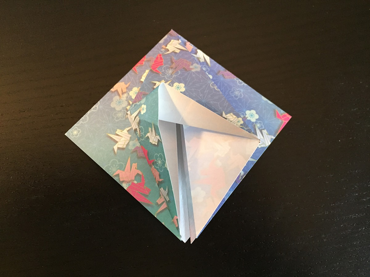 Swivel Fold Step 6