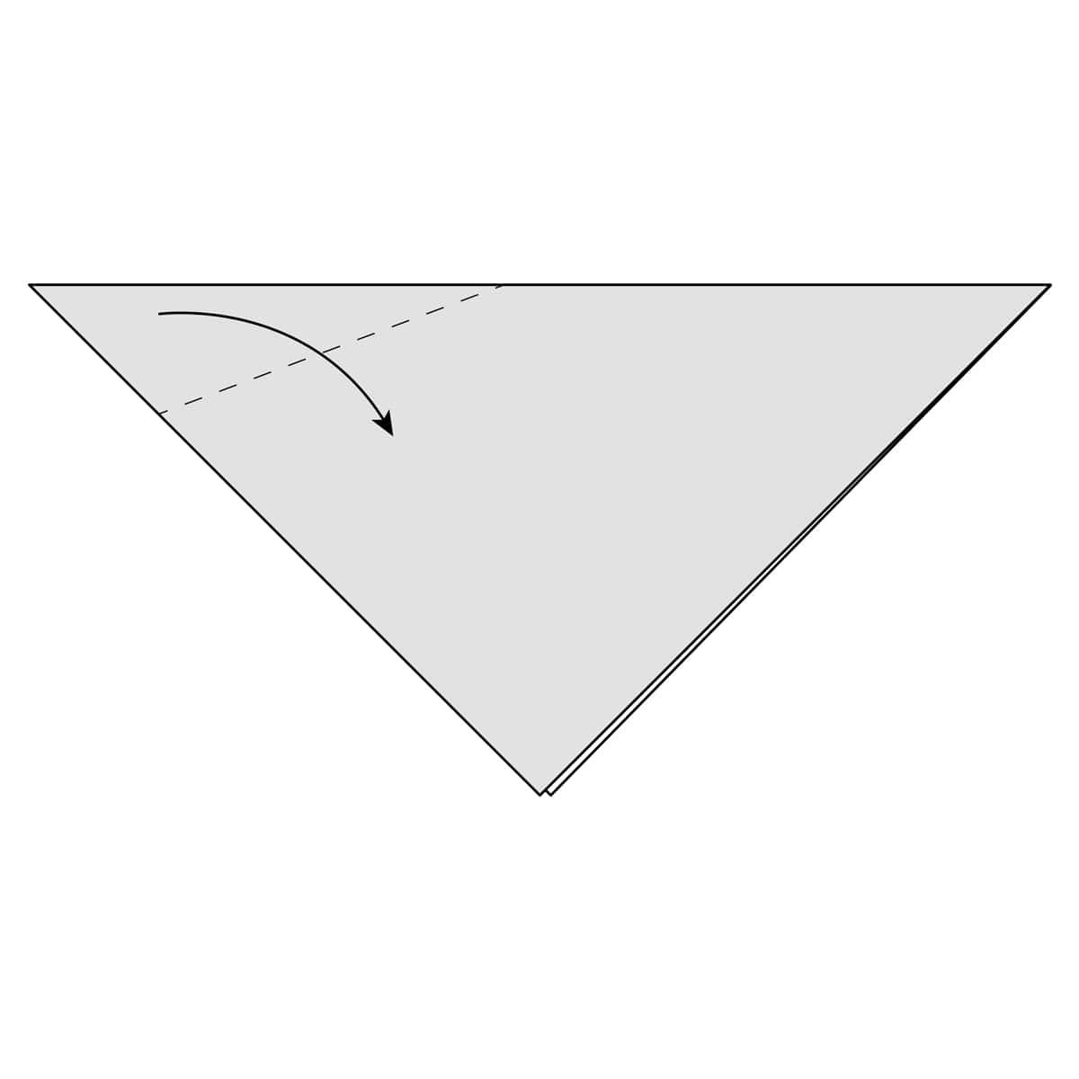 Inside Reverse Fold Step 5