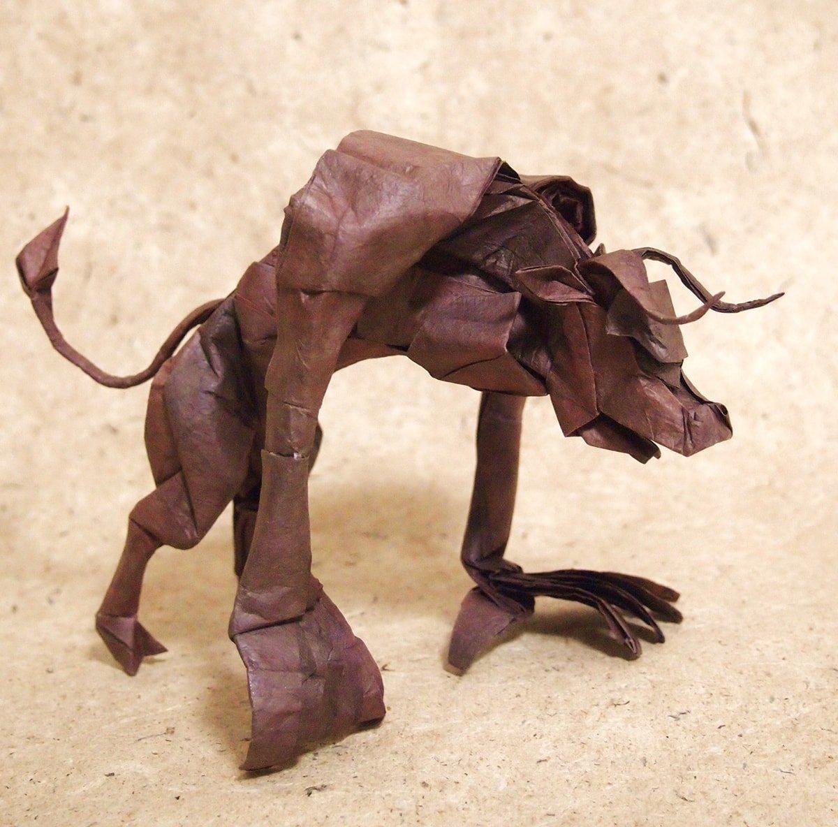 Angry Minotaur