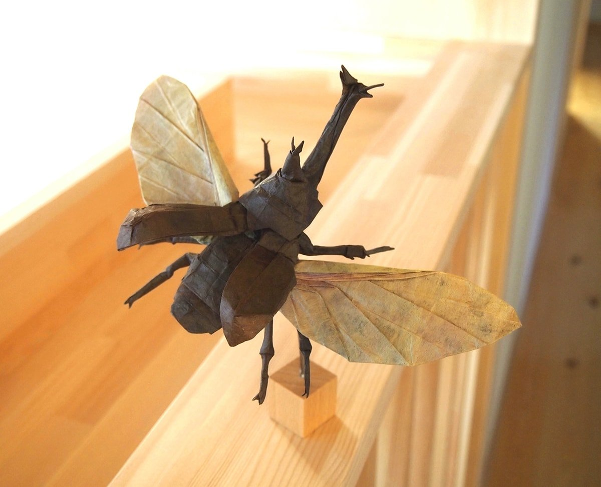 Flying Kabutomushi