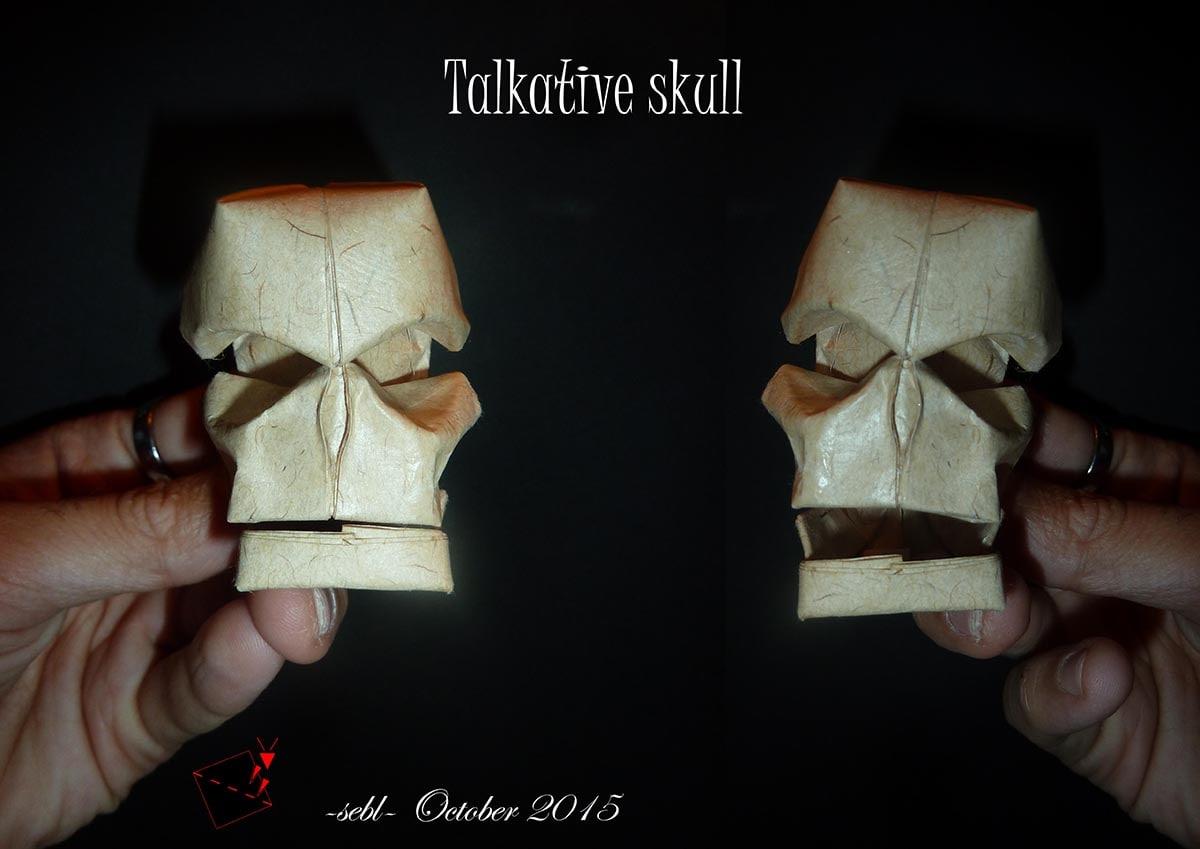 Talkative Skull