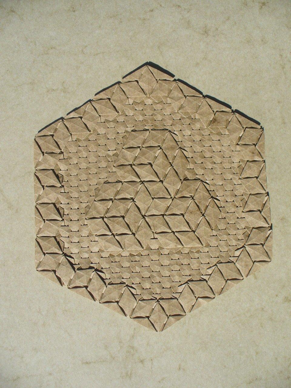 Cubes Tessellation