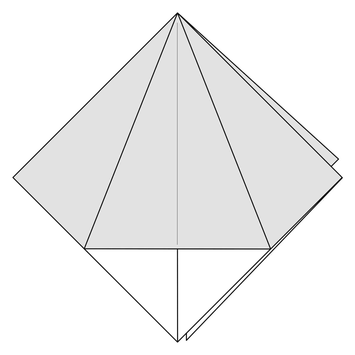 Squash Fold Step 4
