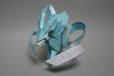 pokemon origami from goldsilver amp rubysapphire