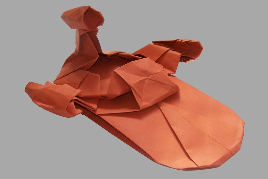 star wars origami episode i vehicles and vessels
