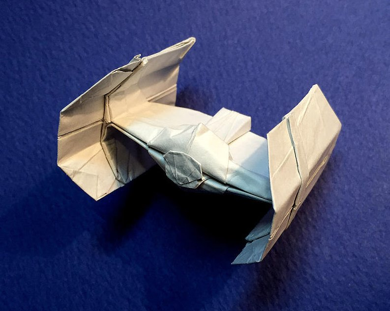 Star Wars Origami - A list of online diagrams for folding your own ... | 634x793