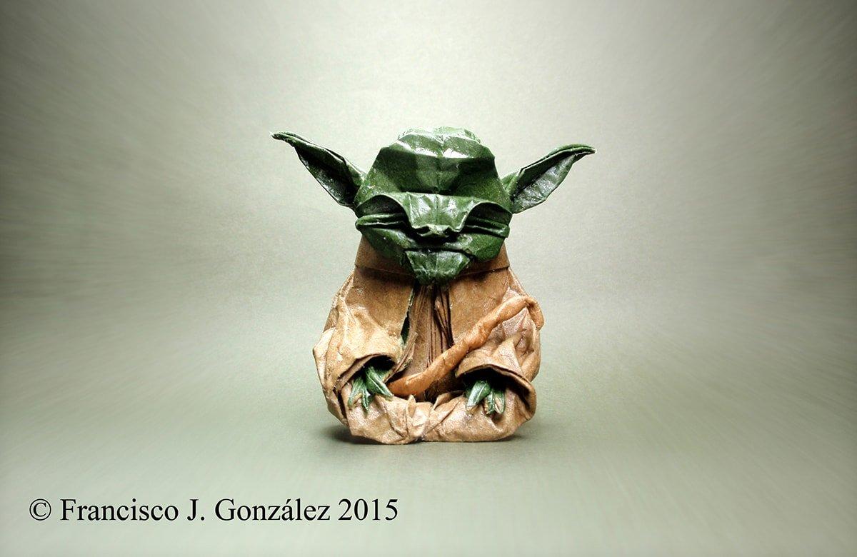 Yoda in Meditation