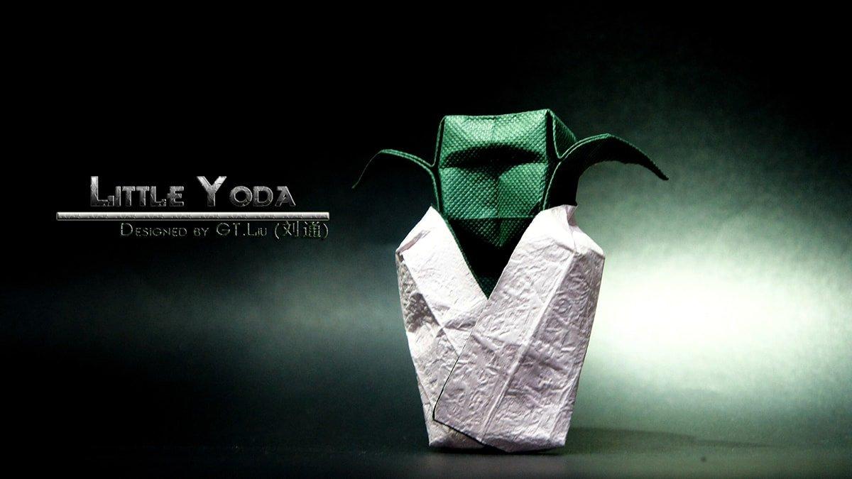 Yoda by Tong Liu