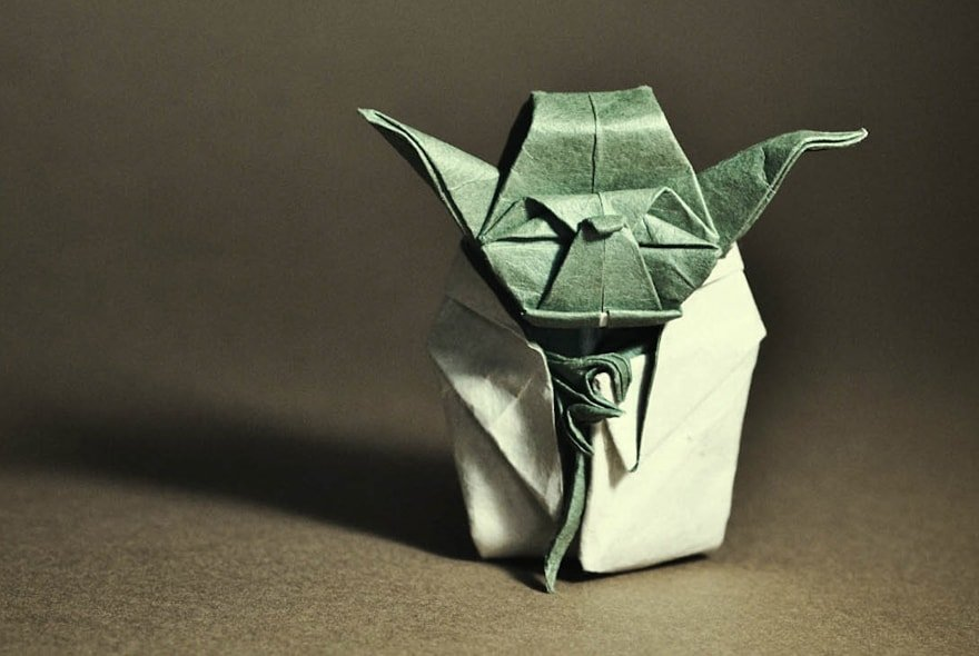 star wars origami episode ii clones droids yoda and more