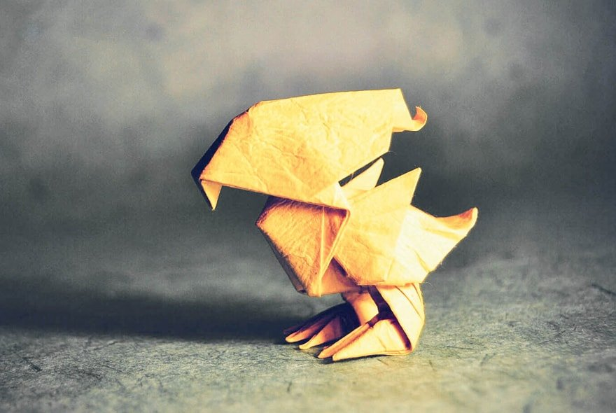 Final Fantasy Origami