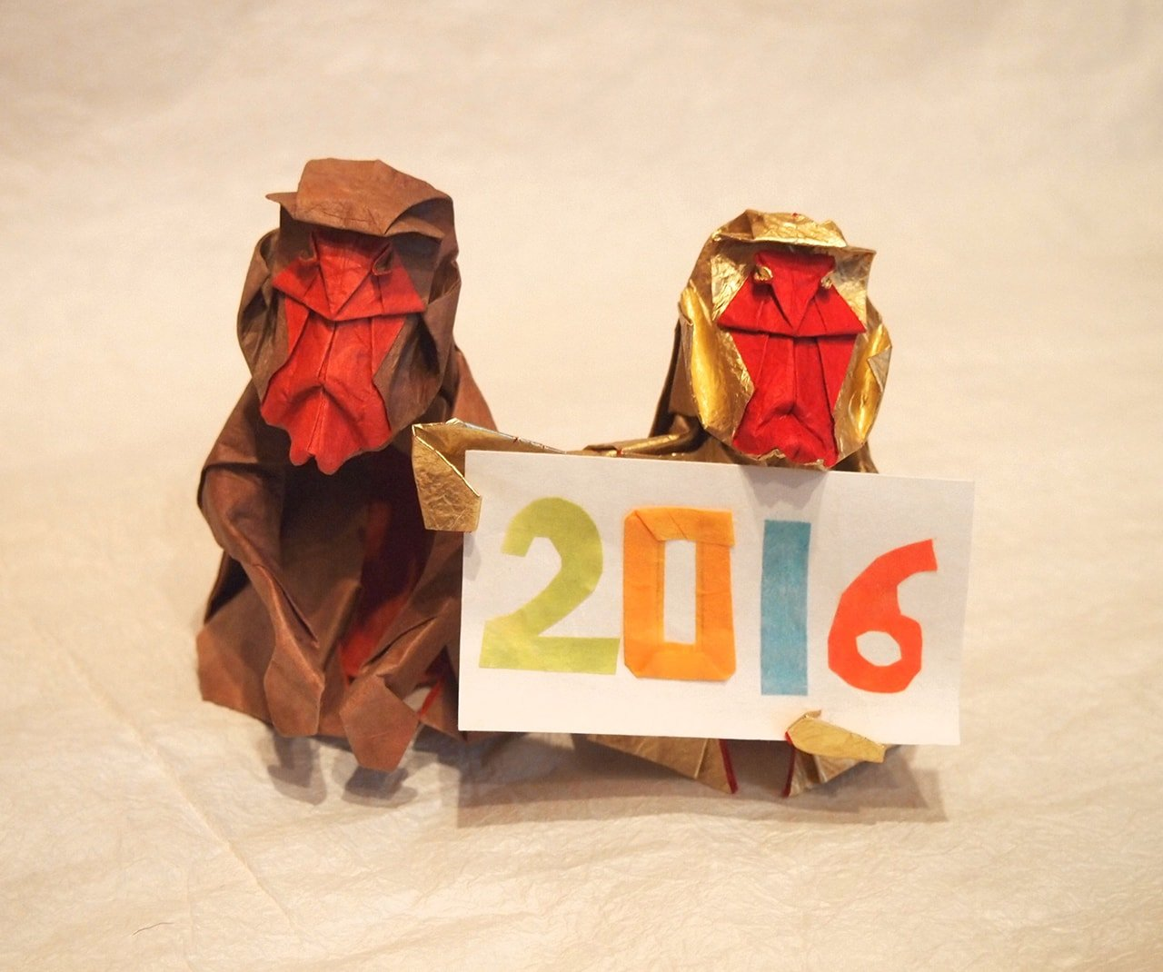Japanese Macaques for 2016