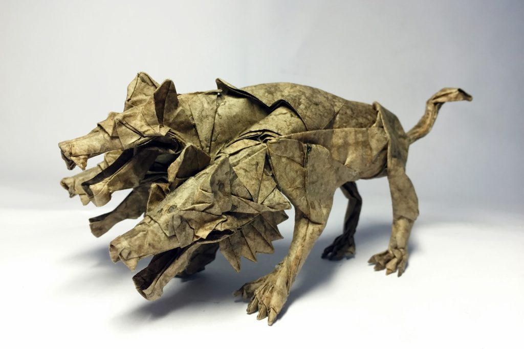 Greek Mythology Brought to Life Through some Incredible Origami