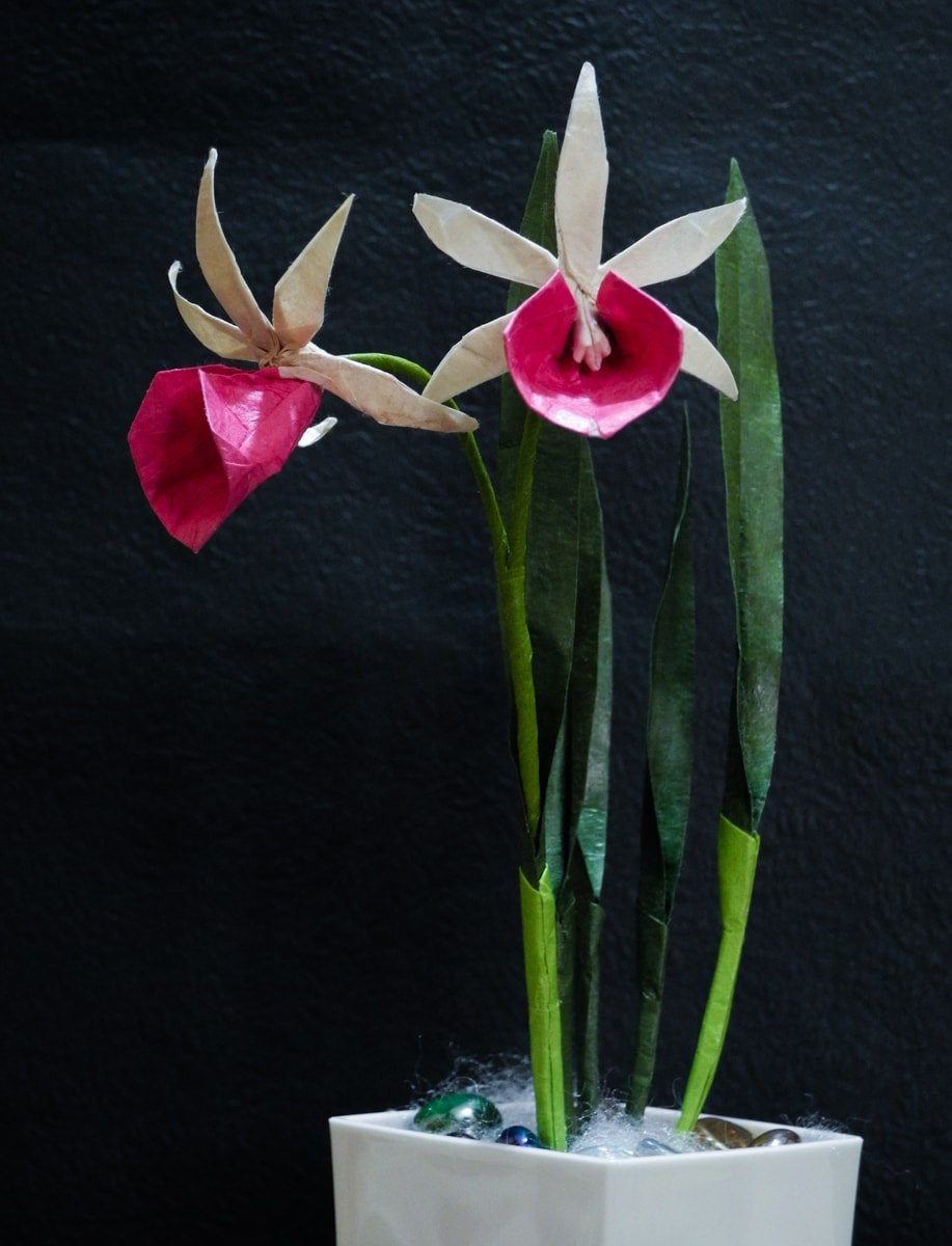 20 beautiful origami flowers that look almost like the