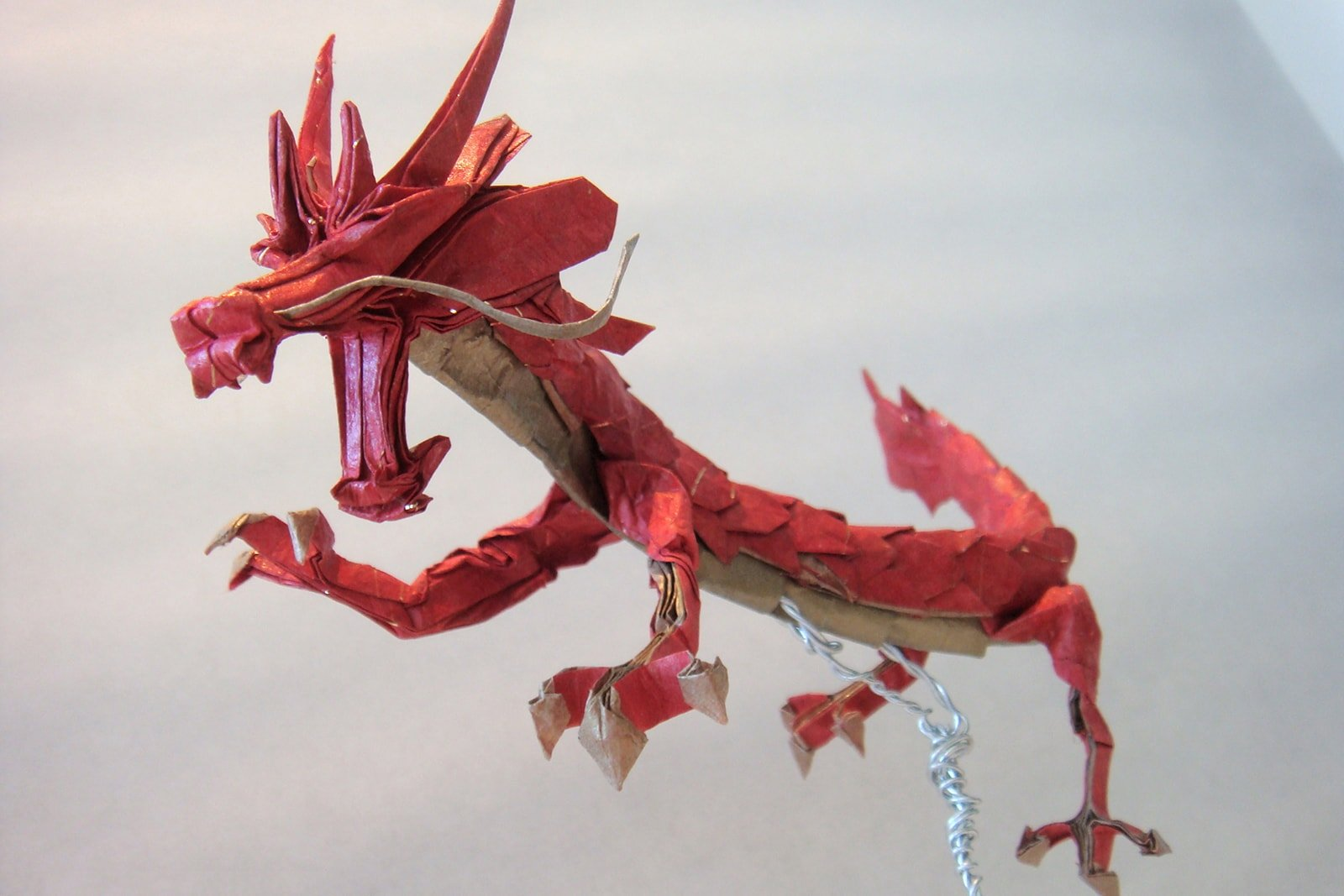 """Photo Feature """"ORIcursion"""" Original Origami by Robert J. Lang at ... 