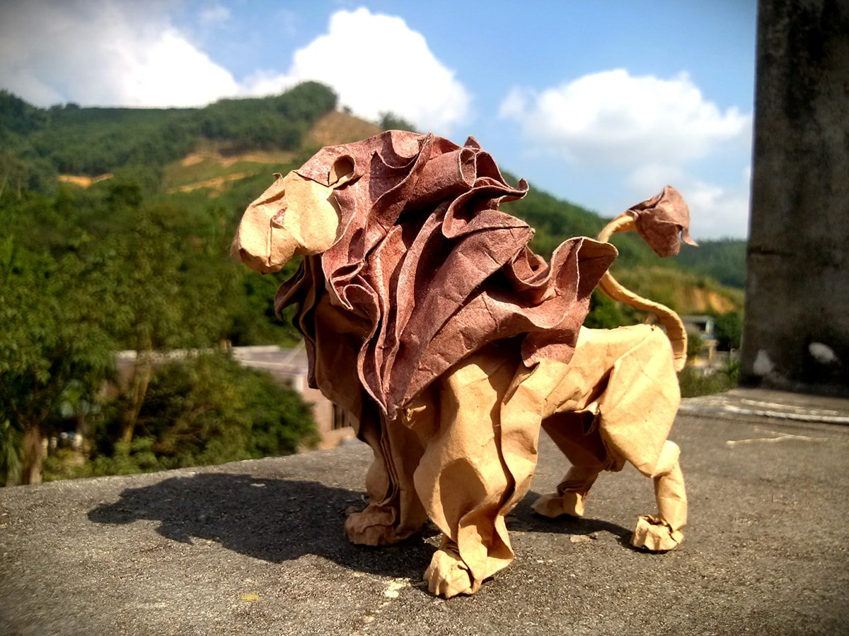 Vietnamese Lion