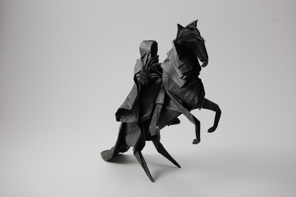 Origami from the Lord of the Rings and the Hobbit