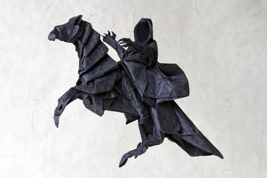 Dark Rider Nazgul