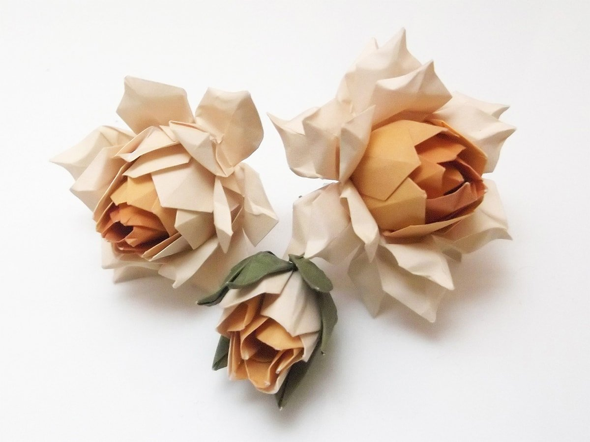 Origami Flowers Kit - Tuttle Publishing | 900x1200