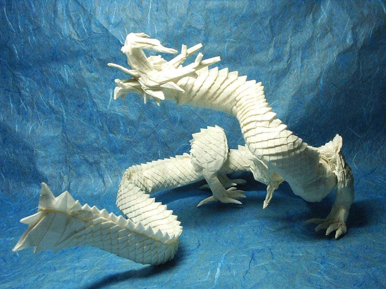 White Ryujin