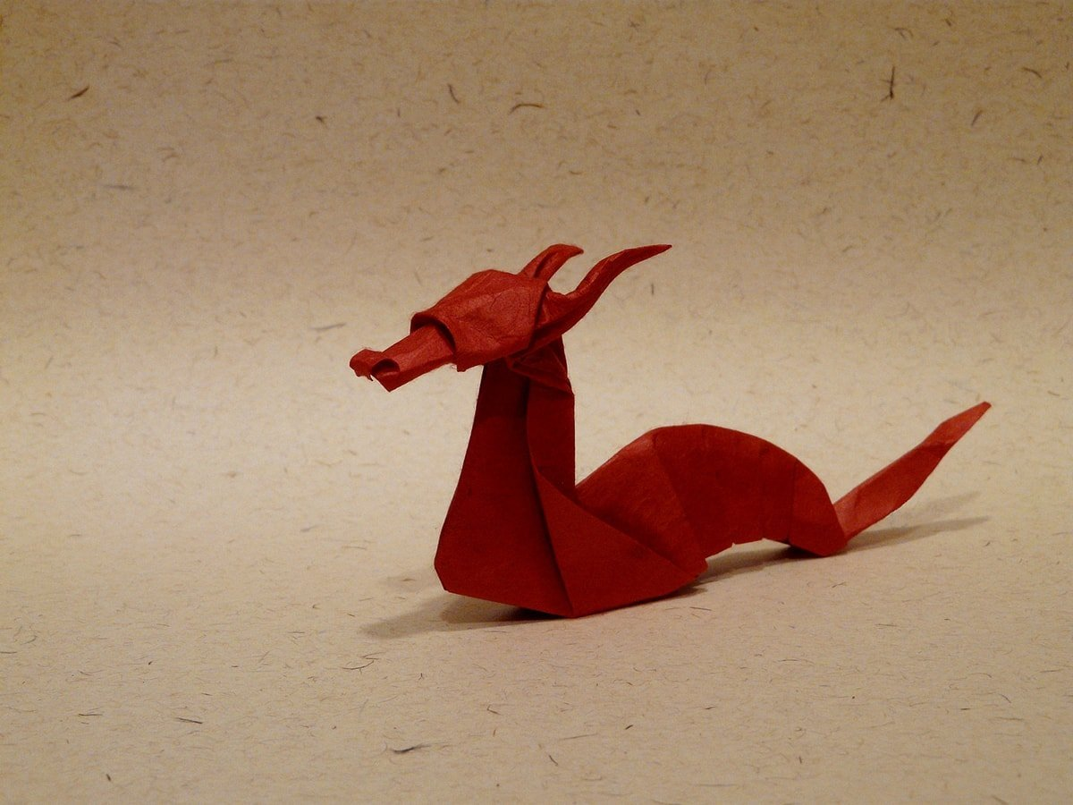 Simple Red Dragon