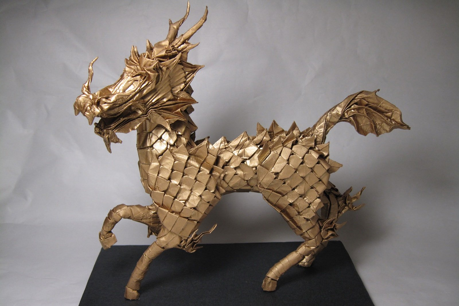 18 Incredible Origami Models from Chinese Culture and ... - photo#6
